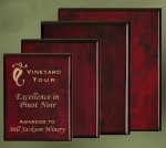 Piano Finish Wood Plaques Achievement Award Trophies